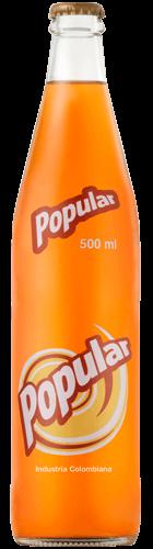 Etiquerado Popular Postobón