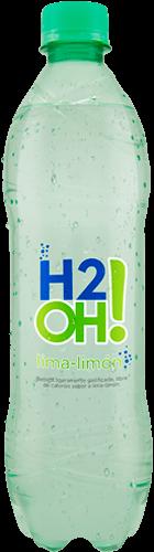 Etiquetado H2O Postobón