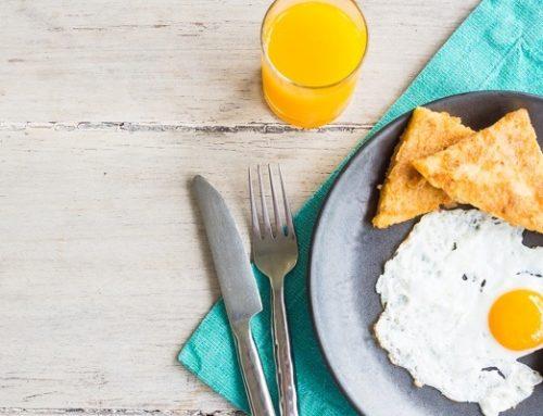Desayuno balanceado, clave nutricional