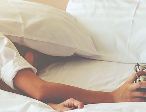 Dormir mejora tu estado físico y mental