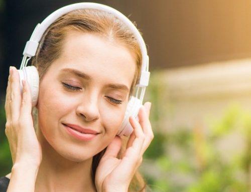 Disfruta los beneficios de la música