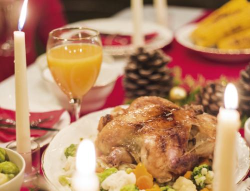 Ideas para disfrutar una comida navideña saludable
