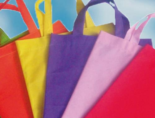 Empieza a usar bolsas ecológicas