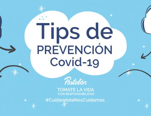 Tips de prevención Covid-19