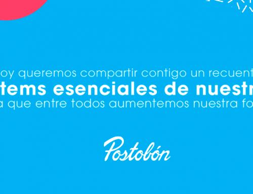 5 ítems esenciales para aumentar tu #Fortaleza