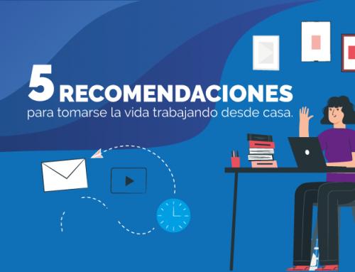 5 recomendaciones para tomarse la vida trabajando desde casa