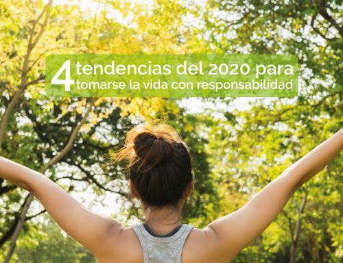 4 Tendencias del 2020 para tomarse la vida con responsabilidad