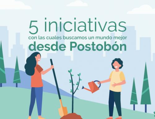 5 iniciativas con las cuales buscamos un mundo mejor desde Postobón