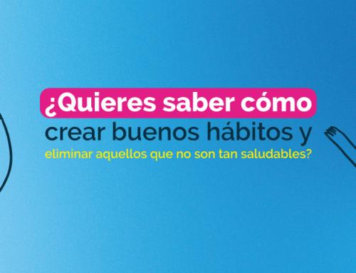 ¿Quieres saber cómo crear buenos hábitos y eliminar aquellos que no son tan saludables?